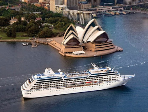 World Cruising Anyone?